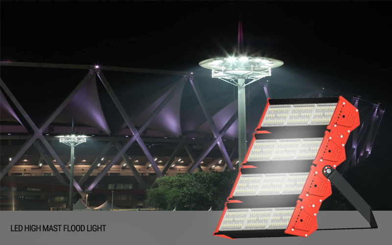 LED HIGH MAST FLOOD LIGHT